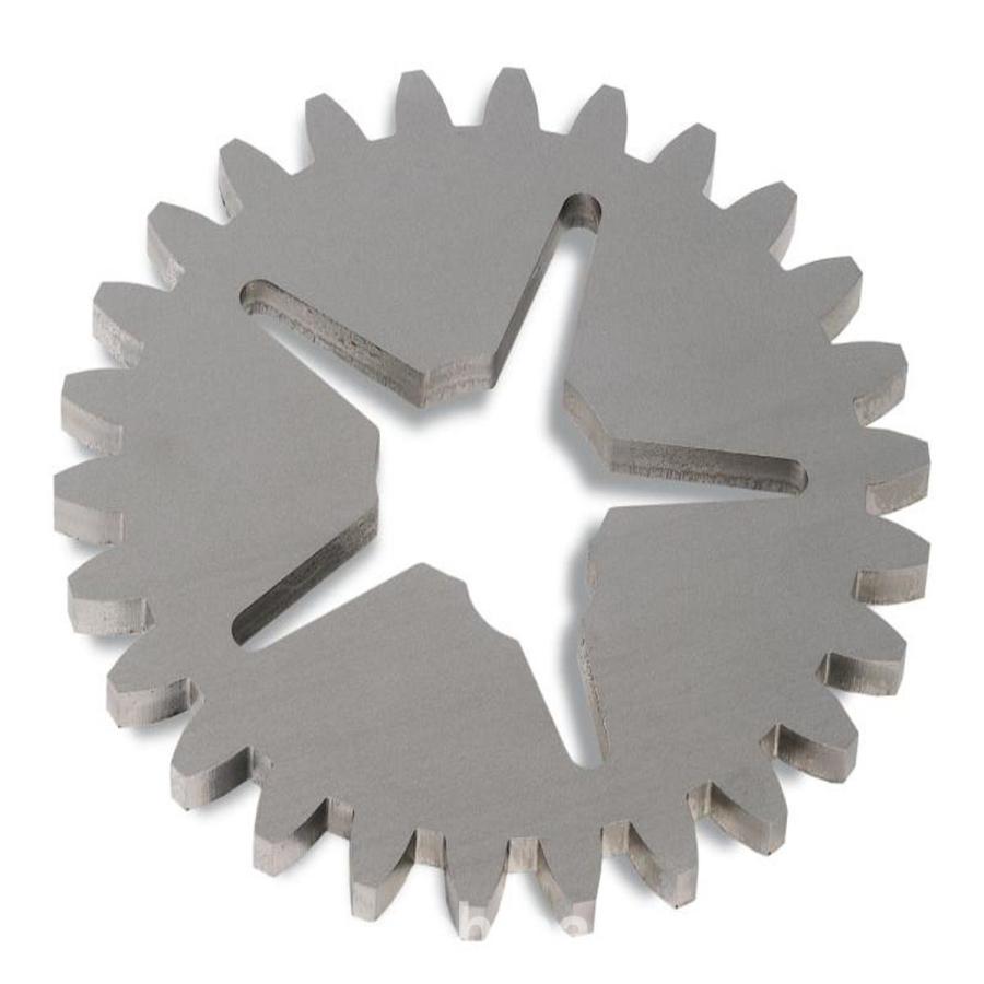 齿轮五金激光切割