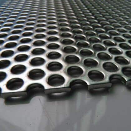 金属冲孔网