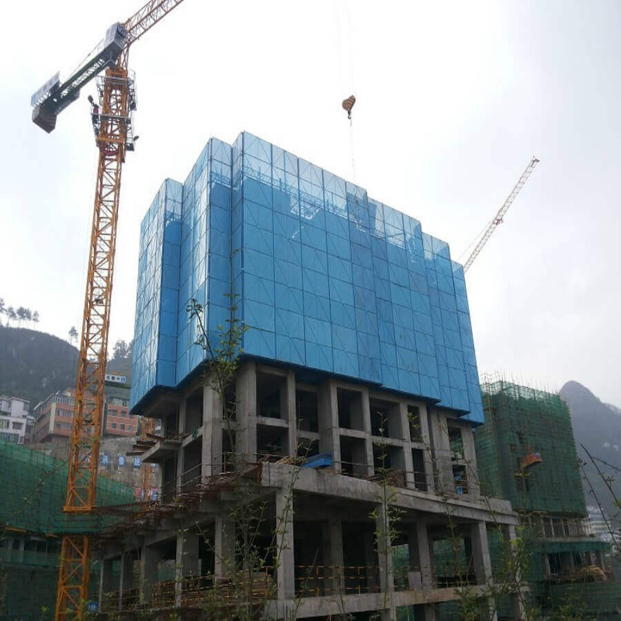 建筑爬架冲孔网