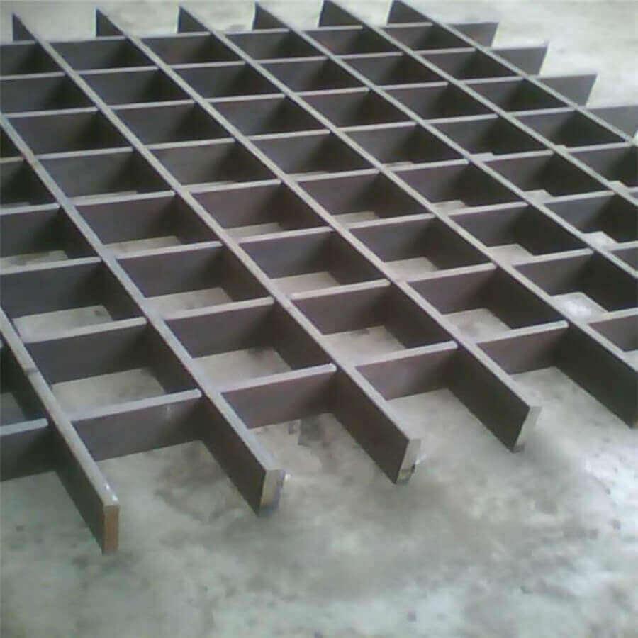 平面钢格板