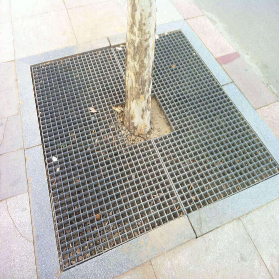 树池钢格板