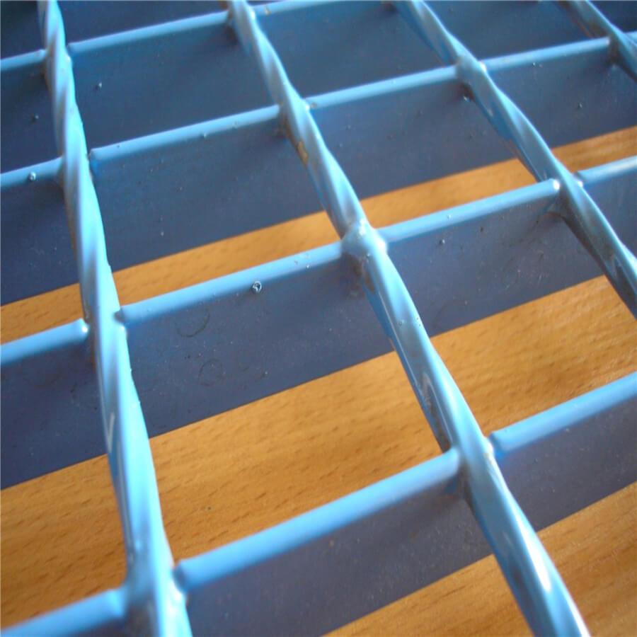 喷漆钢格板